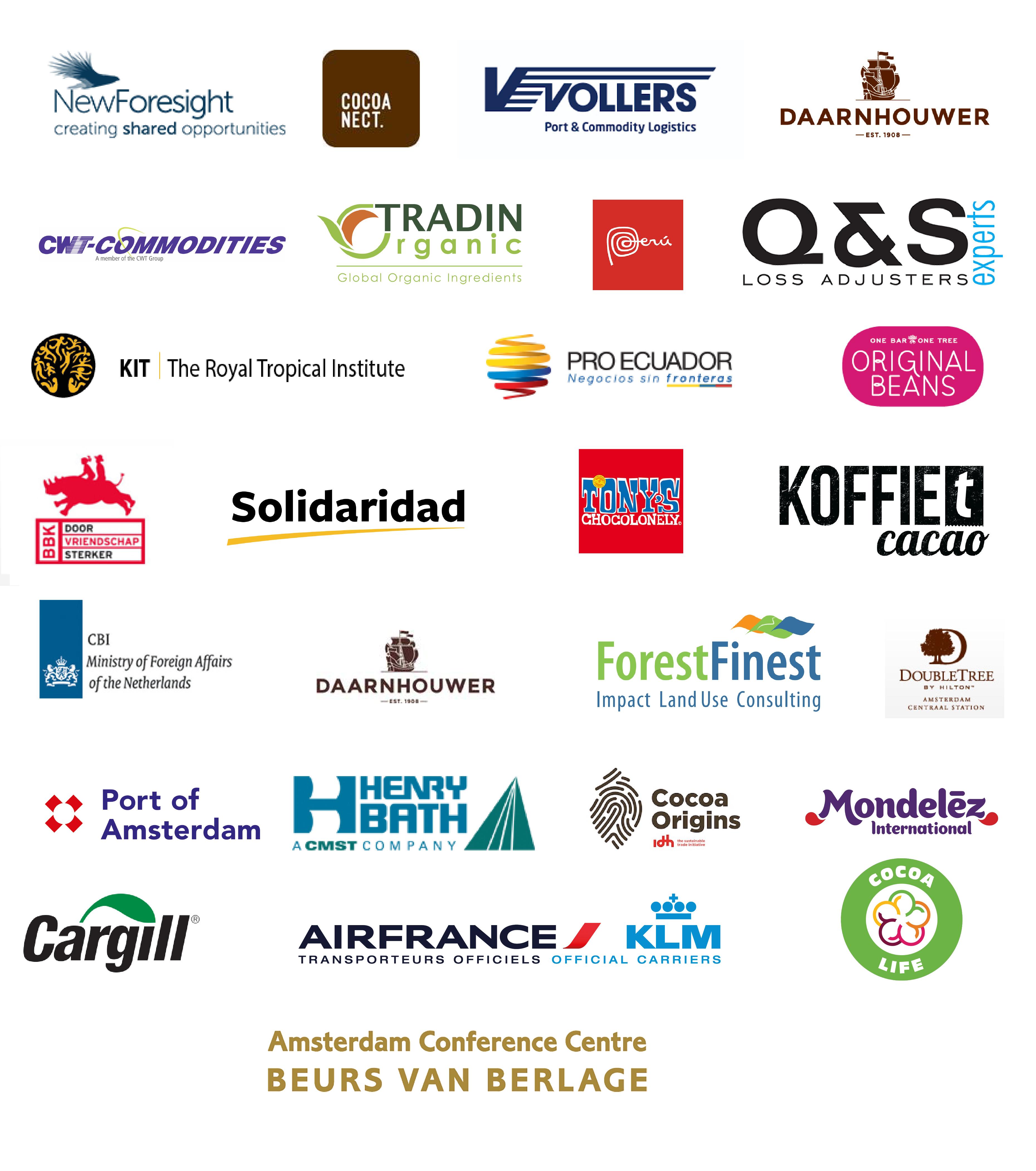 Sponsoren en partners